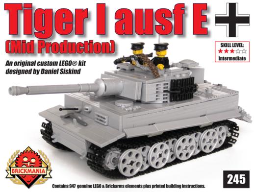 Tiger I Cover