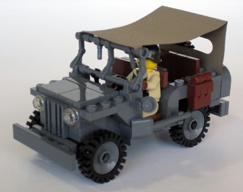 Jeep Canopy