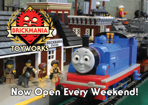 Brickmania Toyworks