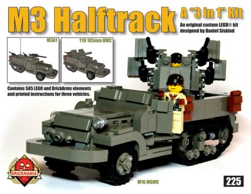 Halftrack