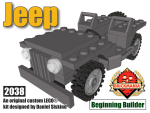 Beginning Builder Jeep