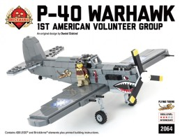 P-40 Cover