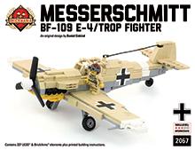 Bf-109 E-4 Trop