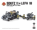 SdKfz 11 Battle Pack