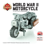WW2 Motorcycle