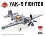 Yak-9 Fighter