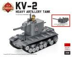 KV-2 Heavy Artillery Tank