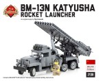 BM-13N Katyusha Rocket Launcer