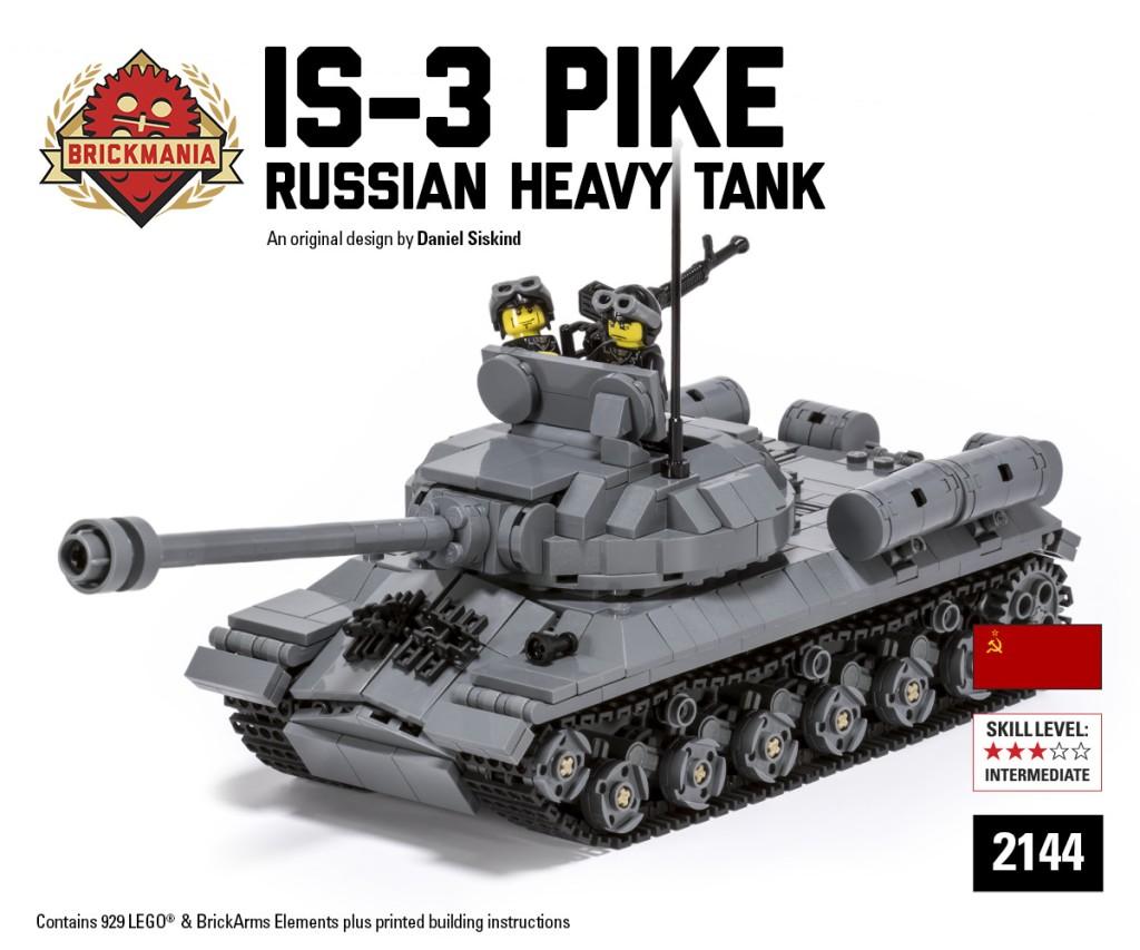 IS-3 Pike - Russian Heavy Tank