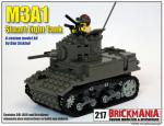 M3A1 Stuart Tank Kit