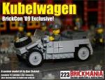 Kubelwagen (BrickCon '09 Exclusive)