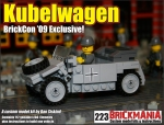 Kubelwagen (BrickCon '09 Exclusive)