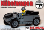 Kubelwagen (Dark Gray)