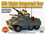 M8 Light Armored Car