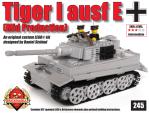 Tiger I Ausf E (Gray)