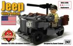 Jeep Utility Vehicle
