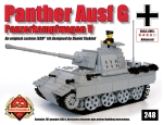 Panther Ausf G - V2 (Gray)