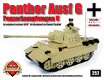PzKfw V Ausf G Panther (Tan)