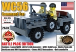 WC56 Cammand Car Battle Pack