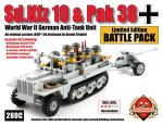 SdKfz 10 Pak 38 Battle Pack