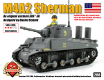 M4A2 Sherman