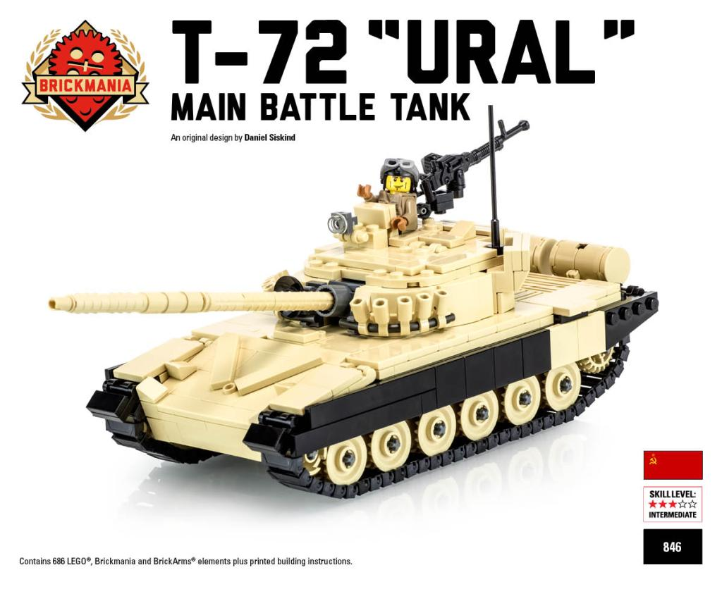 T-72 (Main Battle Tank)