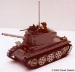 WWII Tank Kit