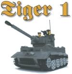 PzKfz IV Ausf E Tiger Tank
