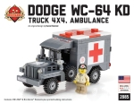 WC-64 Ambulance
