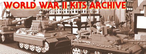 World War II Kit Archive