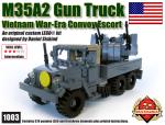 M35A2 Guntruck