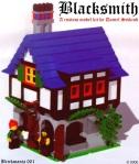 Blacksmith Shop Kit