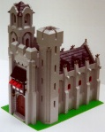 Guarded Church 1st Prototype