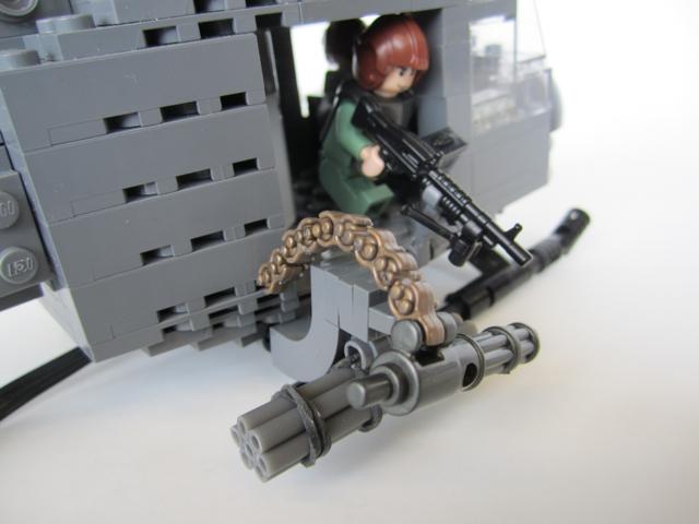 Brickmania UH-1 Kit Modification Ideas [Gallery] | Brickmania Blog