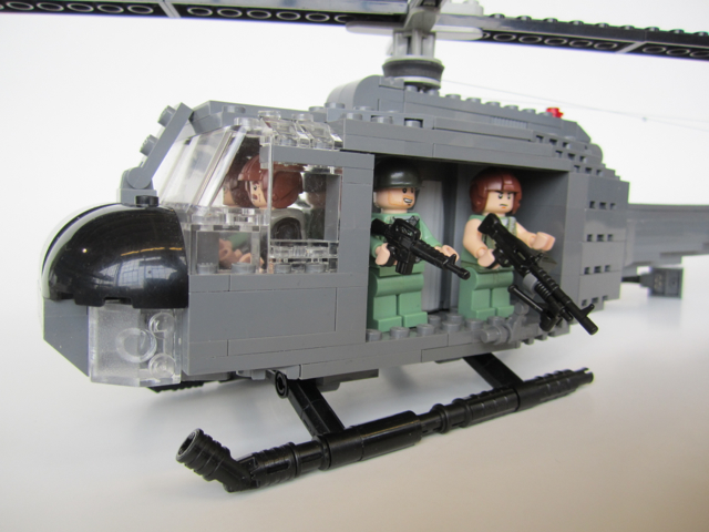 Brickmania Uh 1 Kit Modification Ideas Gallery