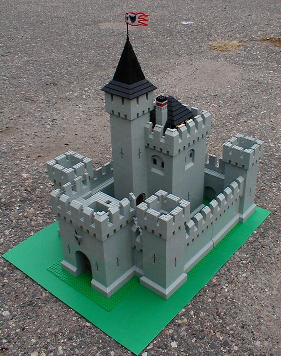 Various Castle Creations 1998-2002 (A Photo Gallery) | Brickmania Blog