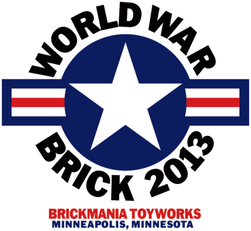 World War Brick 2013