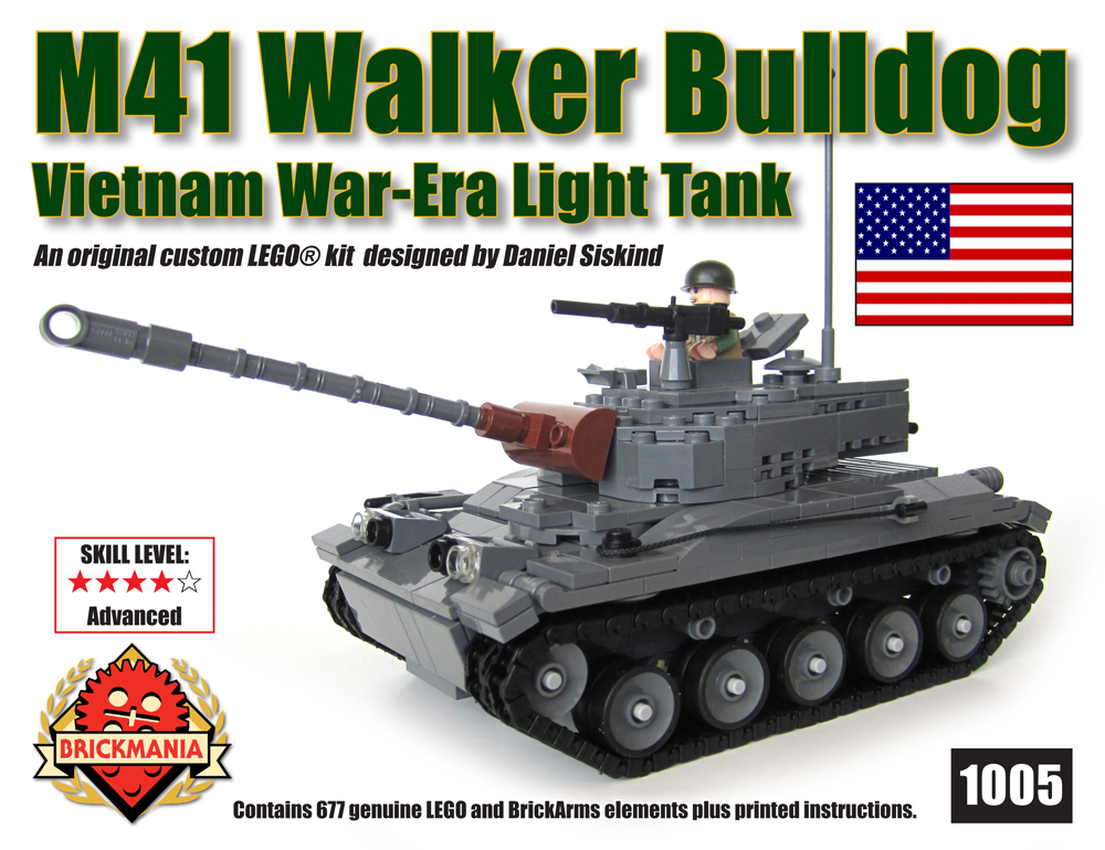 BRICKMANIA VIETNAM WAR + COLD WAR KIT ARCHIVE | Brickmania Blog