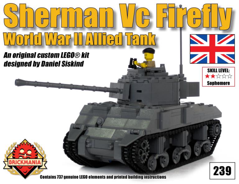 Lego Sherman Tank For Sale Diigo Groups
