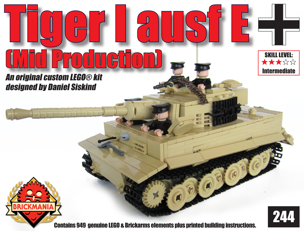 Tiger I Kits (Premium and Standard Editions) Now Available
