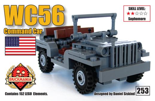 WC56 Command Car