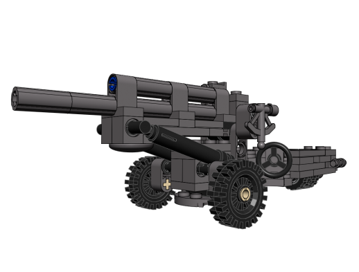 M102 In Travel Position