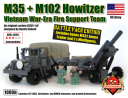 M35 & M102 Battle Pack Cover