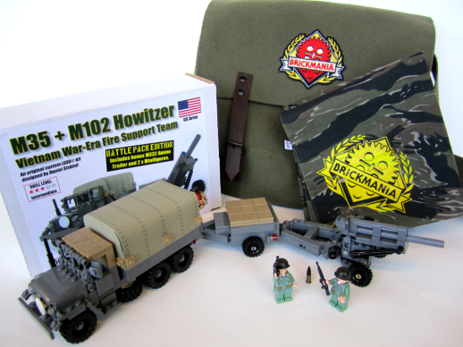 M35 & M102 Battle Pack