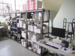Last shelves in old office