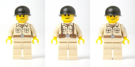 US Soldier Minifigs