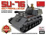 BKM262 SU-76 Cover