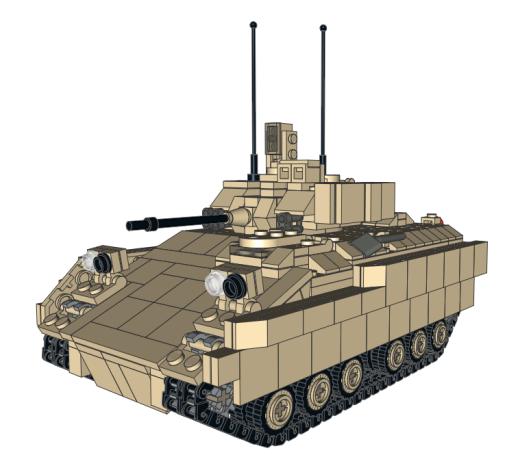 M2/M3 Bradley