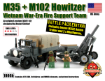 M35 / M102 Battle Pack