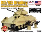 805b M2M3 Bradley Battle Pack Cover